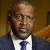 Dangote Urges African Governments to Provide Tax Breaks