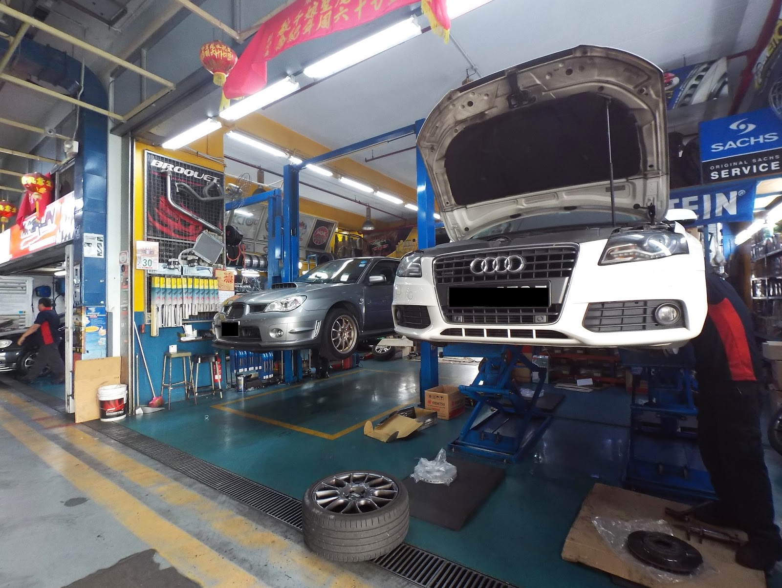 Car Workshop Near Me >> Vaune Phan Merlin Motor Works Chancing Upon An Honest Car
