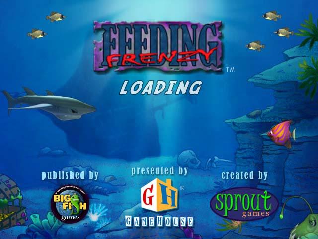 لعبة السمكة 1 القديمة