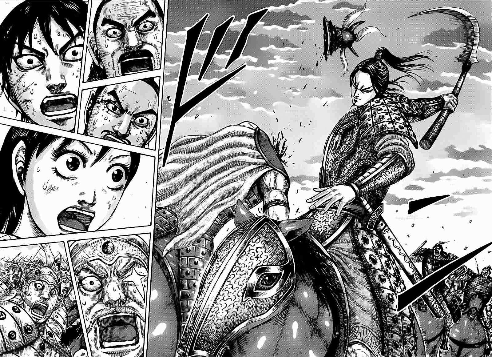 Kingdom - Chapter 436