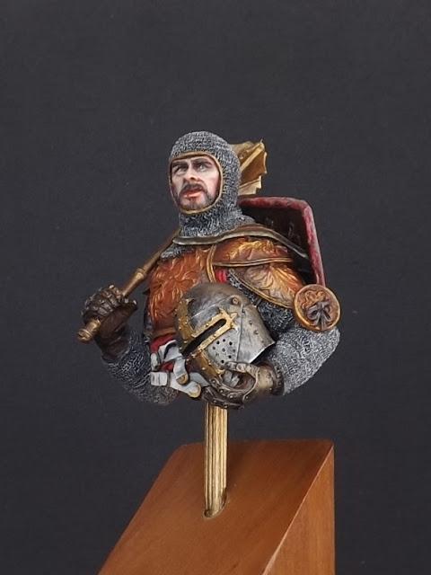 Italian Horseman - DG Miniatures 1/10 New_1_010