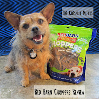 The Chesnut Mutts Redbarn Choppers Review and Giveaway