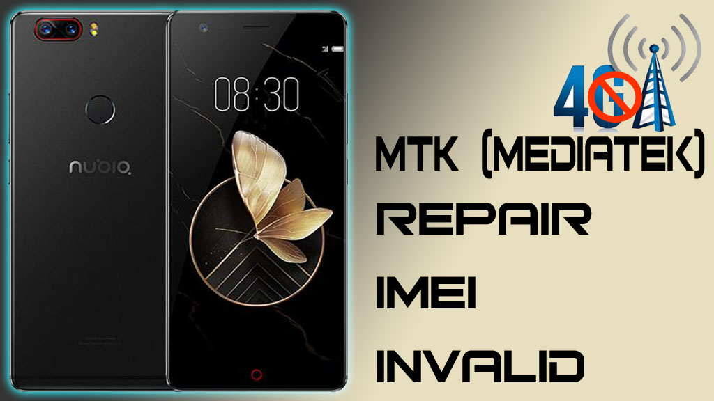 100% FIX IMEI INVALID (IMEI NULL) ON ANY MOBILE MTK