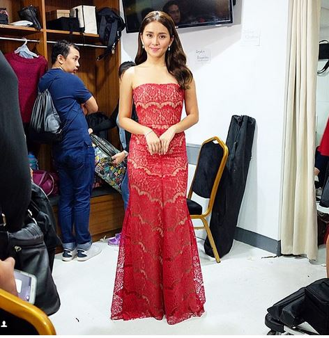 LIZA VS KATHRYN VS NADINE: Who Wore The Red Dress The Best?