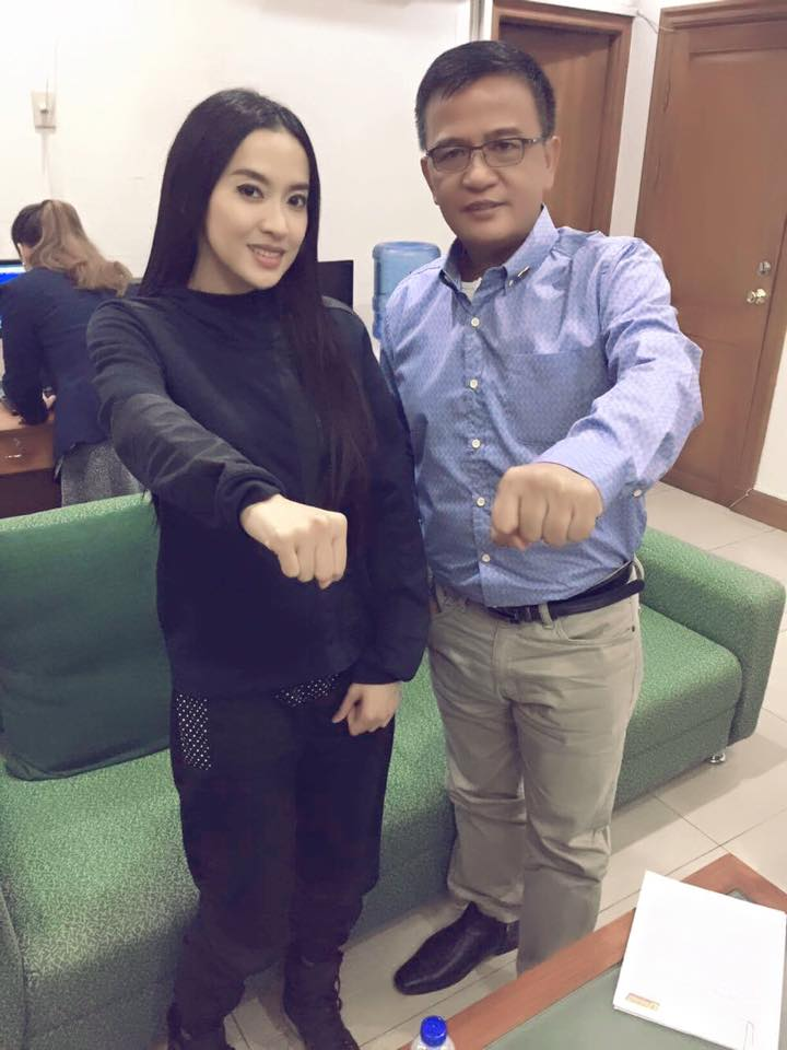 BOC chief denies appointing Mocha Uson as social media consultant