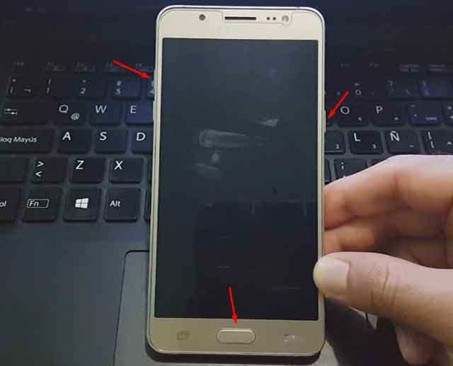 How to Hard Reset my phone SAMSUNG Galaxy J5 Metal