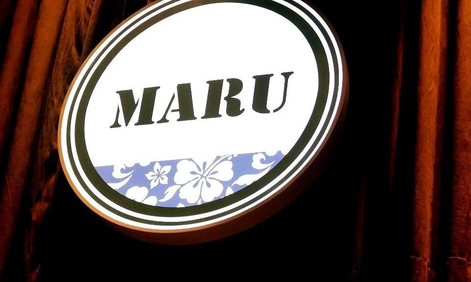 Maru: An awesome chillout place for drinks, food and a sweet date