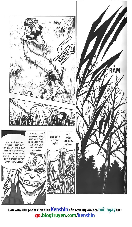 Rurouni Kenshin chap 51 trang 13