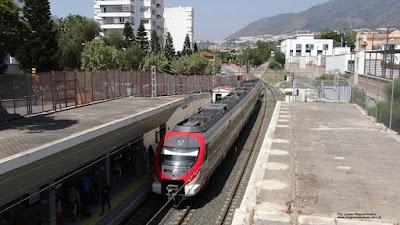RENFE Cercanías Málaga, Civia, Benálmadena-Arroyo de la Miel
