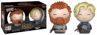 Dorbz: Game of Thrones - Tormund & Brienne 2-pack (Toy Tokyo).