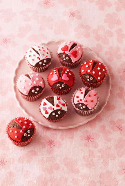 Cute Valentines Day Cupcake Recipes and Ideas