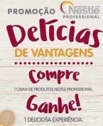 Cadastrar Promoção Delícias de Vantagens Nestlé 2018 Compre Ganhe