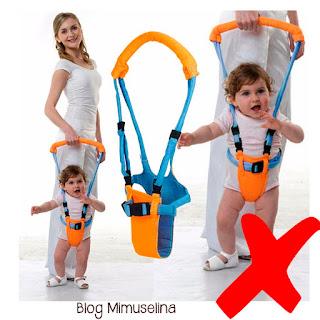 arneses para caminar bebé sujetos por los papis 5 artículos peligrosos que no deberías usar con tu bebé consejos blog mimuselina maternidad