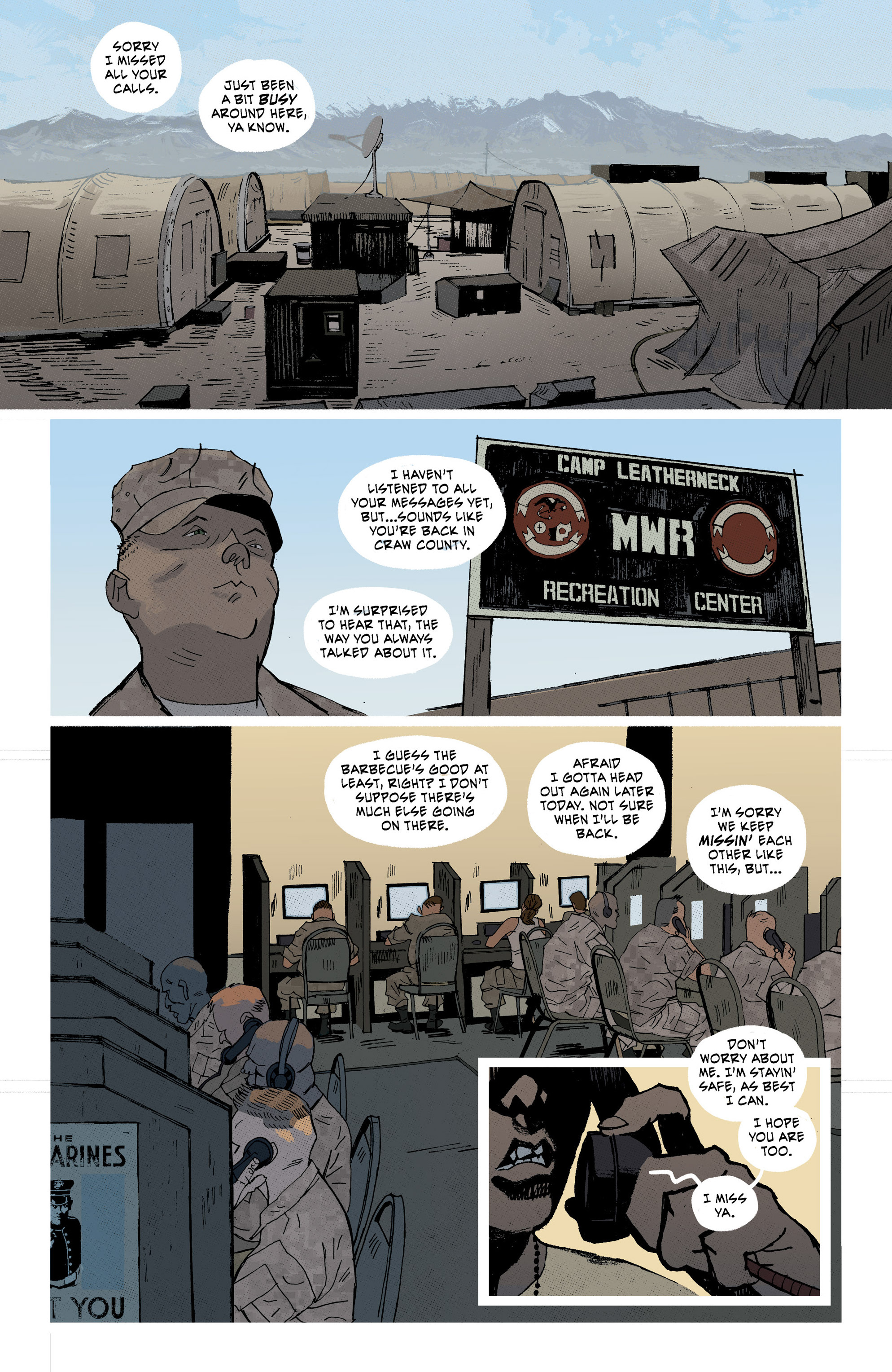 Read online Southern Bastards comic -  Issue #4 - 25