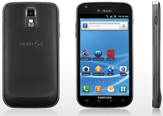 T-Mobile Samsung Galaxy II