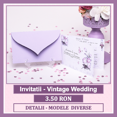 http://www.bebestudio11.com/2018/03/invitatii-nunta-vintage-wedding.html