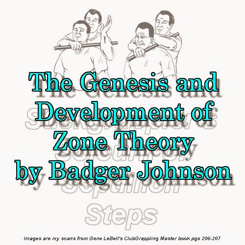 The Genesis and Development of Zone Theory by Badger Johnson