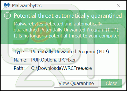 PUP.Optional.PCFixer