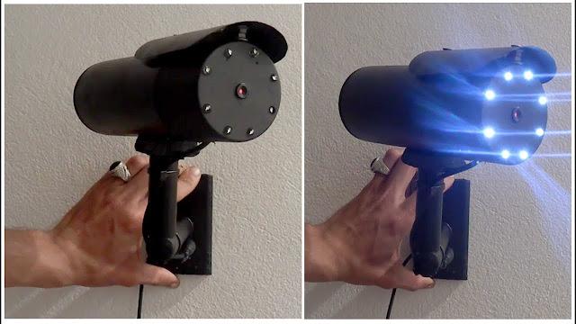 حصري: إصنع كاميرا مراقبة (IP) حقيقية بسهولة كما في الصورة