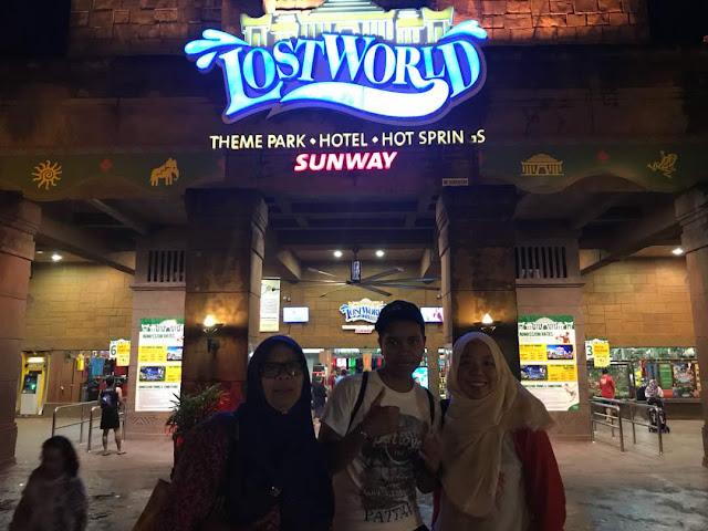 Jalan-jalan Cari Makan di Sekitar Ipoh, Perak