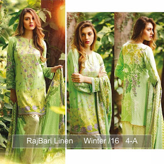 RajBari Premium Fall-Winter Linen 2016/2017 Collection