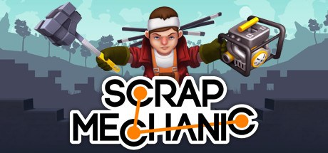 Scrap Mechanic Beta v0.2.0 Cracked-3DM