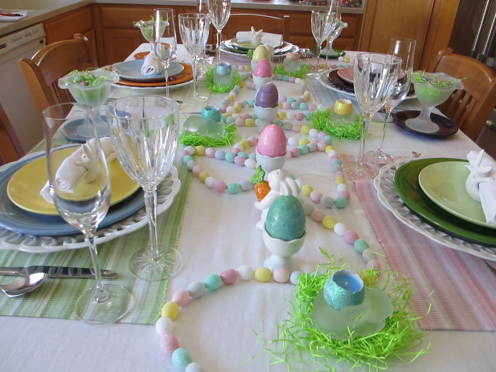 The Welcomed Guest Easter Brunch Tablescape