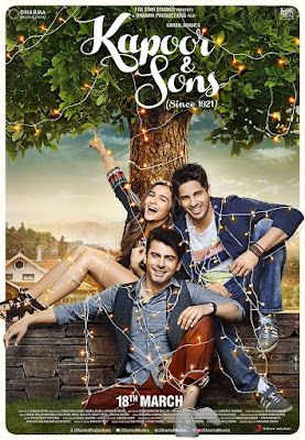 Kapoor And Sons 2016 watch full hindi movie online (Bule Ray)