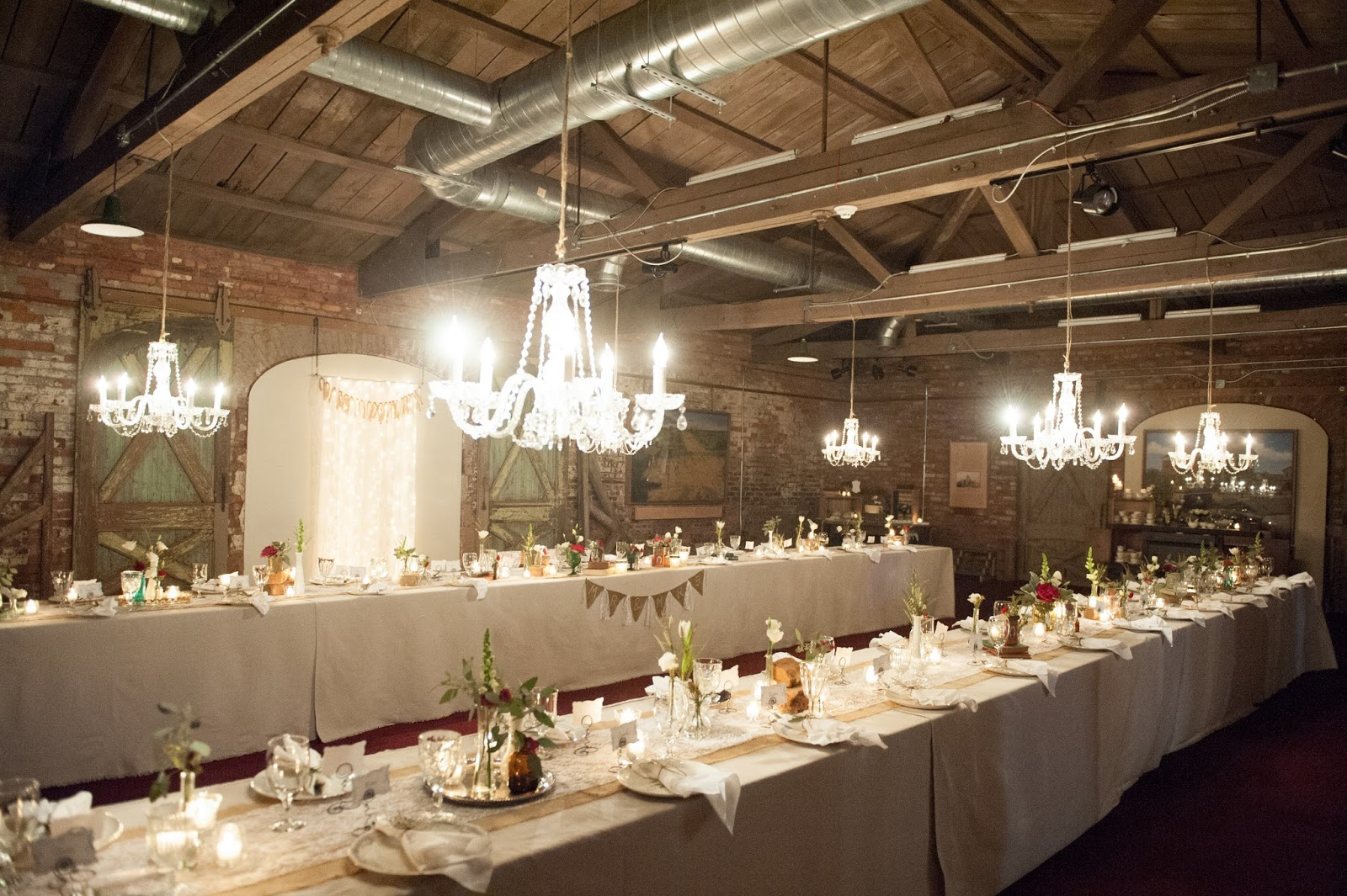 The Funky Shack Flower Market Intimate Wedding At The