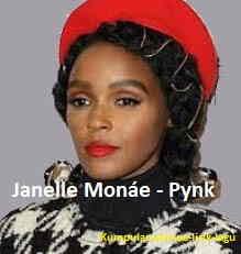 Lirik Lagu Janelle Monáe - Pynk