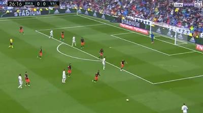 بالفيديو : ريال مدريد يفوز على فالنسيا بهدفين مقابل هدف اليوم السبت 29-04-2017 الدوري الاسباني