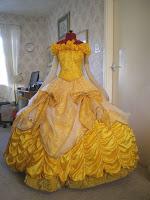 Belle's Broadway Ball Gown by Tracy's Costuming World