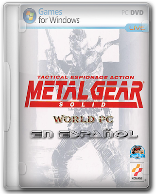 8ee312b3fab0a BRAYANROCKER  Metal Gear Solid  Portable  Full-Mega  Multi-Español ...