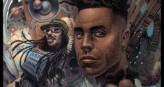 Omar - Love in Beats | Atomlabor Platten Rezension - Album Tipp