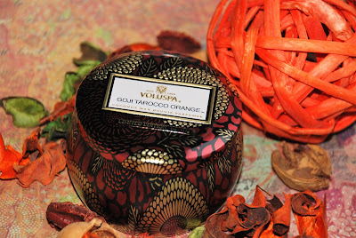 Ароматическая свеча Voluspa Goji ... - Блог о красоте и не только