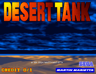 Save ZIP file inwards Roms folder inwards Mame Directory Desert tank (Mame)