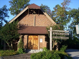 A beautiful image of a Wislon Chapel