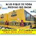 Prefeitura de Mundo Novo disponibiliza ônibus para alunos do município participarem das provas do ENEM - 2018 em Baixa Grande e Ruy Barbosa