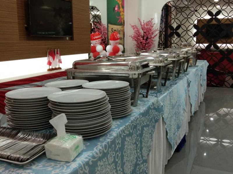 Catering Bogor untuk Acara Perusahaan, Pertemuan, Seminar, Pesta Resepsi Pernikahan, Buka Puasa Bersama, Halal Bi Halal & Reuni Sekolah