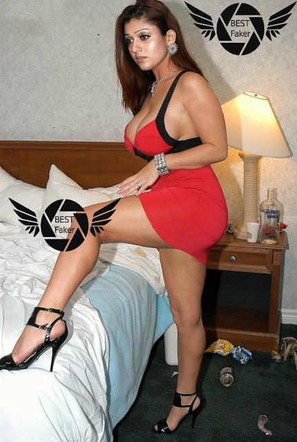 Nayantara284129 - 50+ Sexiest Bikini Photos of Nayantara:Hot Naval & Boob Cleavage Images
