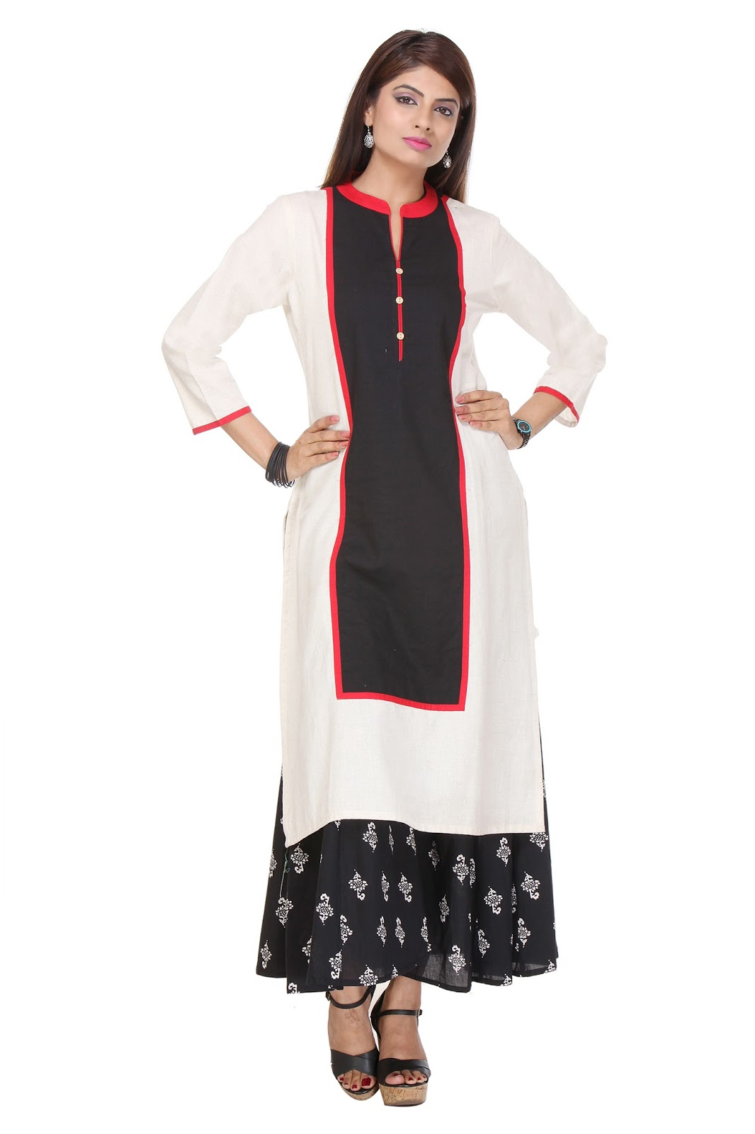 Rayon 13 – Latest New Colleection Rayon Kurti