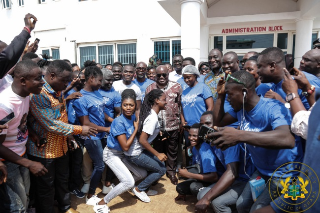 """Thank You For Supporting Our Company"" – Healthilife MD To President Akufo-Addo"