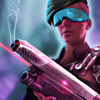 Neon Chrome v1.0.0.17 Mod APK OBB Free Download