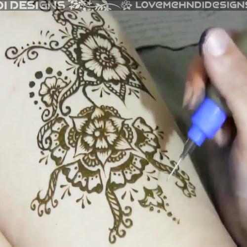 Love Mehndi Designs