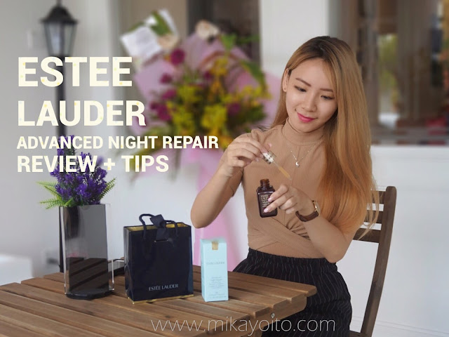 BEAUTY]: REVIEW + TIPS TO APPLY ESTEE LAUDER ADVANCED NIGHT REPAIR ...