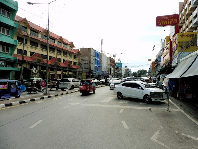 hoteles en ayutthaya