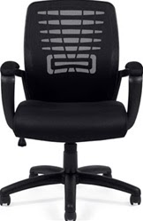 Offices To Go Mesh Managers Chair