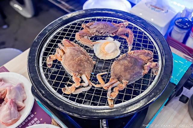 MG 9759 - 熱血採訪│台中第1間泰國流水蝦就在泰夯蝦!全台首創18米玻璃透明LED水道,還有熟食沙拉熱炒海鮮時蔬甜點冰淇淋吃到飽