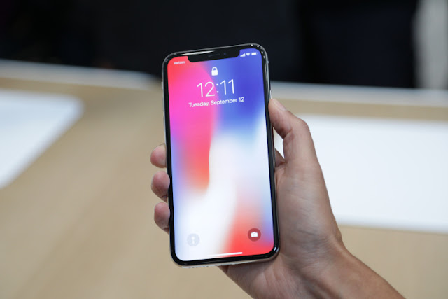 You'll be able to get the iPhone X at an Apple Store on launch day — if you get there early