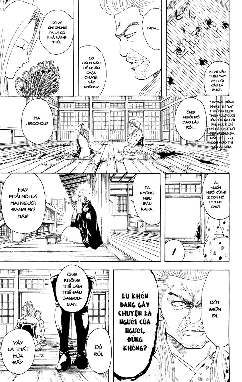 Gintama Chap 299 page 14 - Truyentranhaz.net